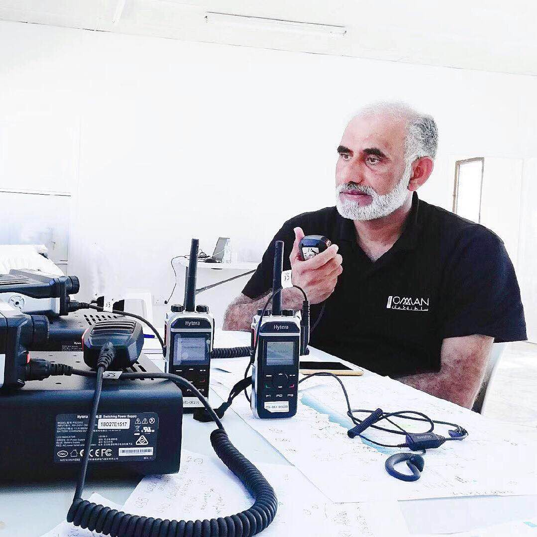 The Critical Communications Review - Hytera DMR Contributes