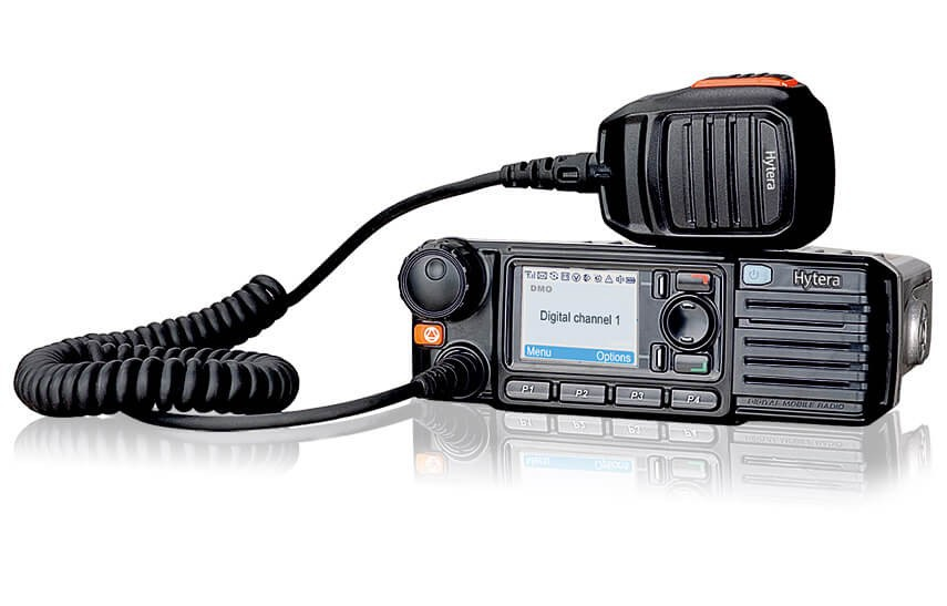 The Critical Communications Review - Hytera Launches the New MD785i