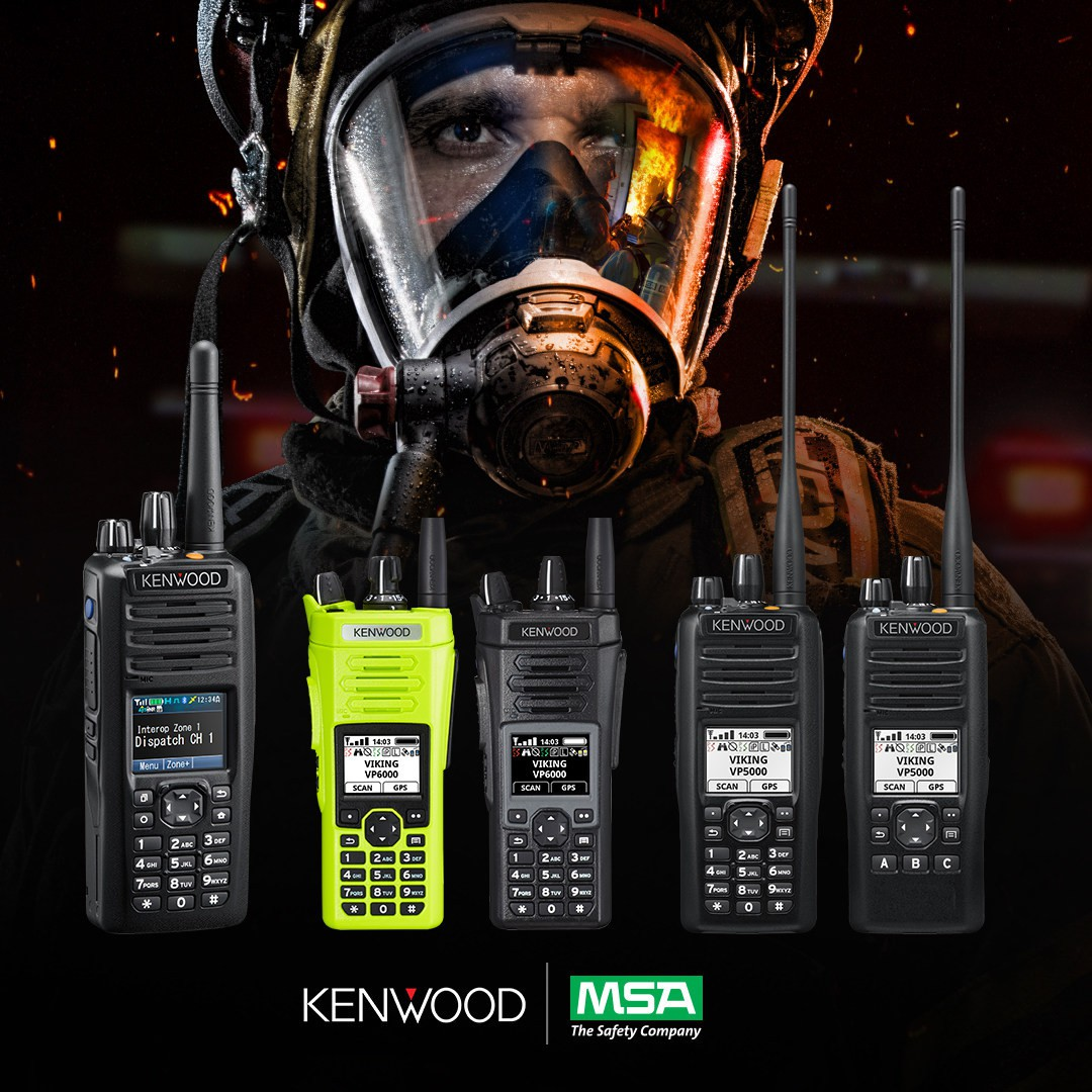 The Critical Communications Review - MSA and JVCKENWOOD Team