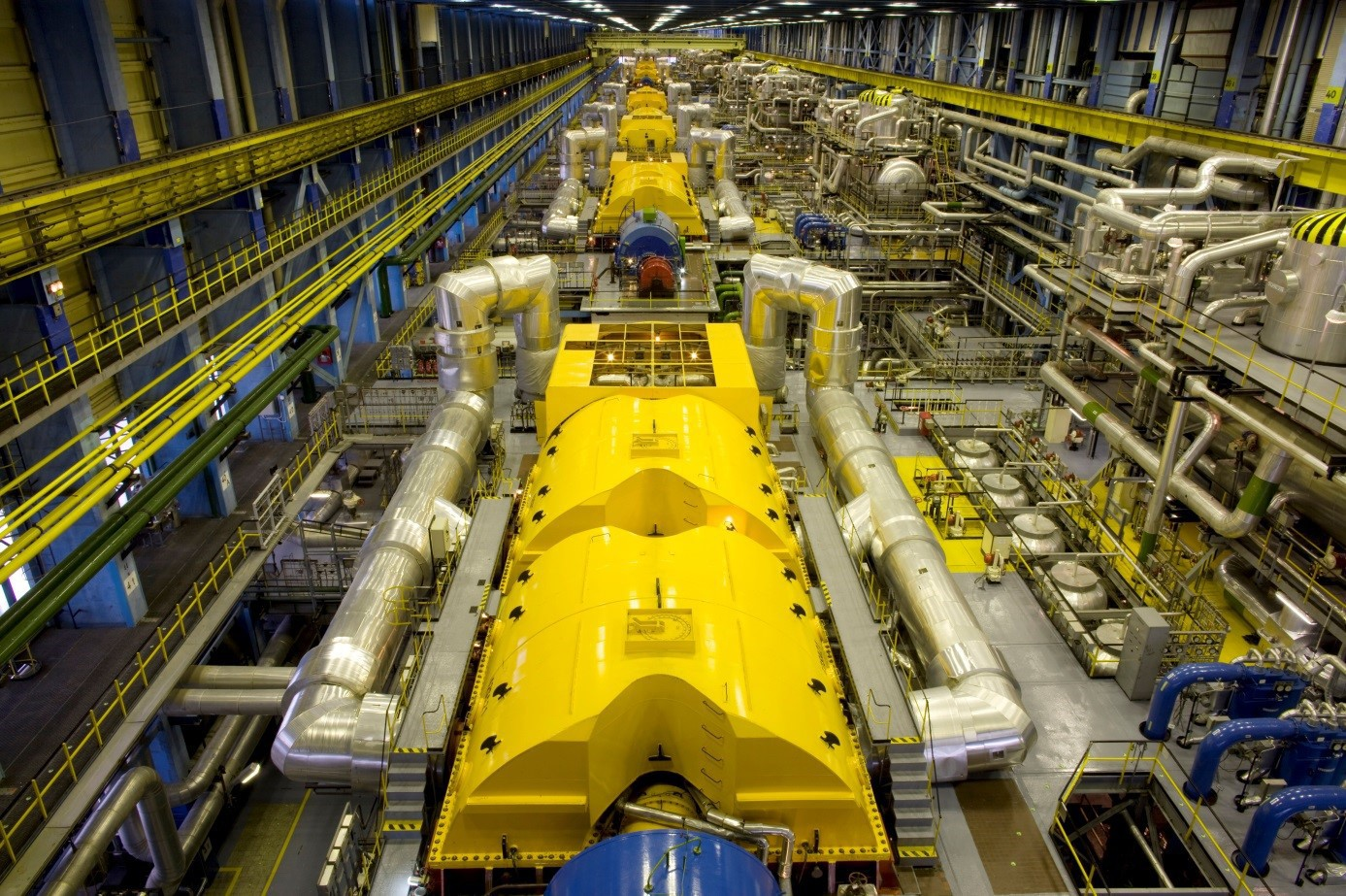 The Critical Communications Review - Hungarian Nuclear Power Plant