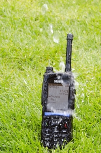 Sepura Radio in Wet Environment LR-1